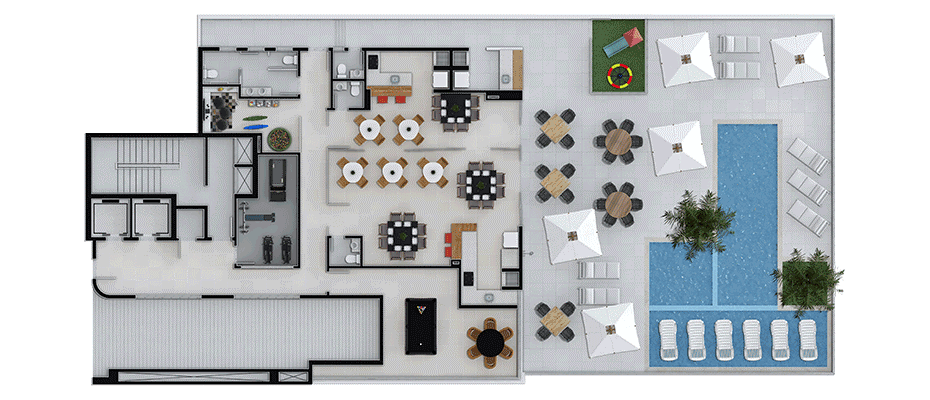 Apartamento em Balneário Piçarras