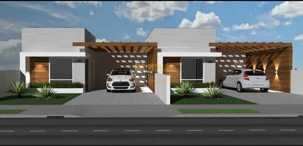 Casa Geminada em Barra Velha