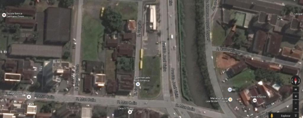 Terreno à venda,  Centro,  Joinville