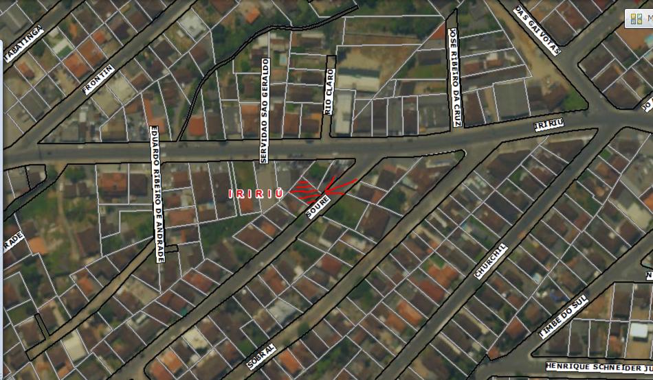 Terreno à venda,  Iririú,  Joinville