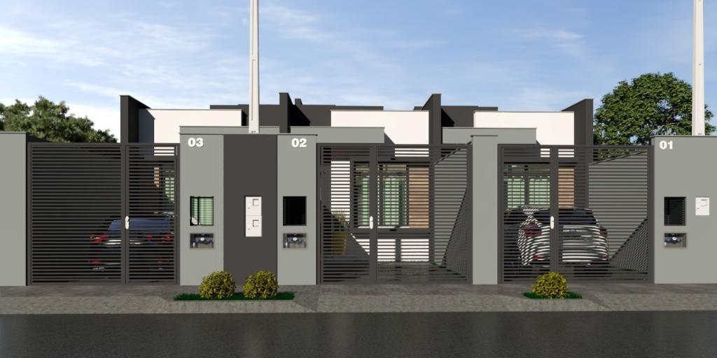 Casa Geminada à venda,  Espinheiros,  Joinville