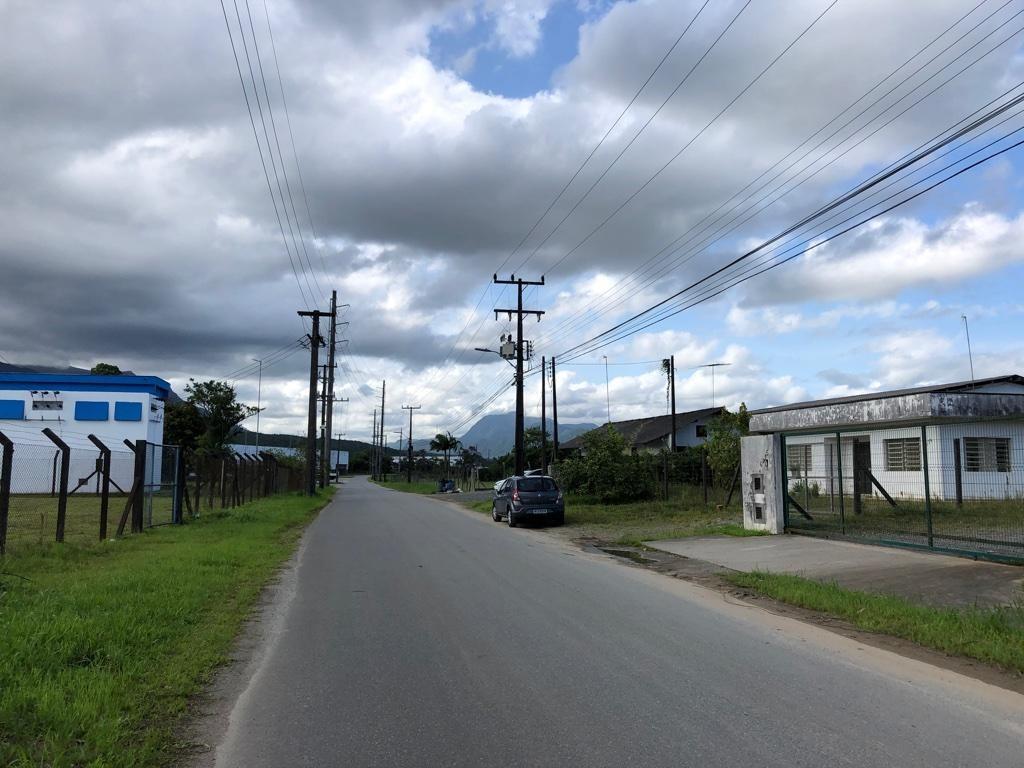 Galpão Industrial em Garuva