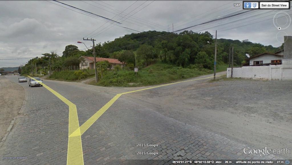Terreno à venda,  Profipo,  Joinville
