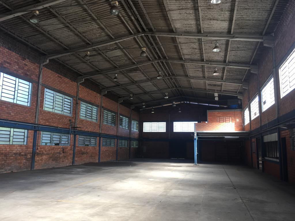 Galpão Industrial em Joinville