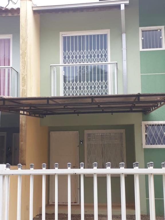 Sobrado Geminado à venda,  Paranaguamirim,  Joinville