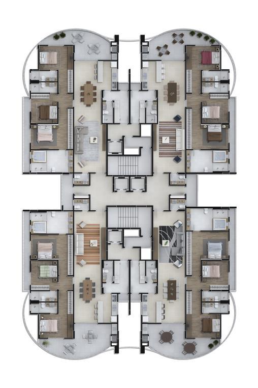 Apartamento à venda,  Vila Nova,  Jaraguá Do Sul