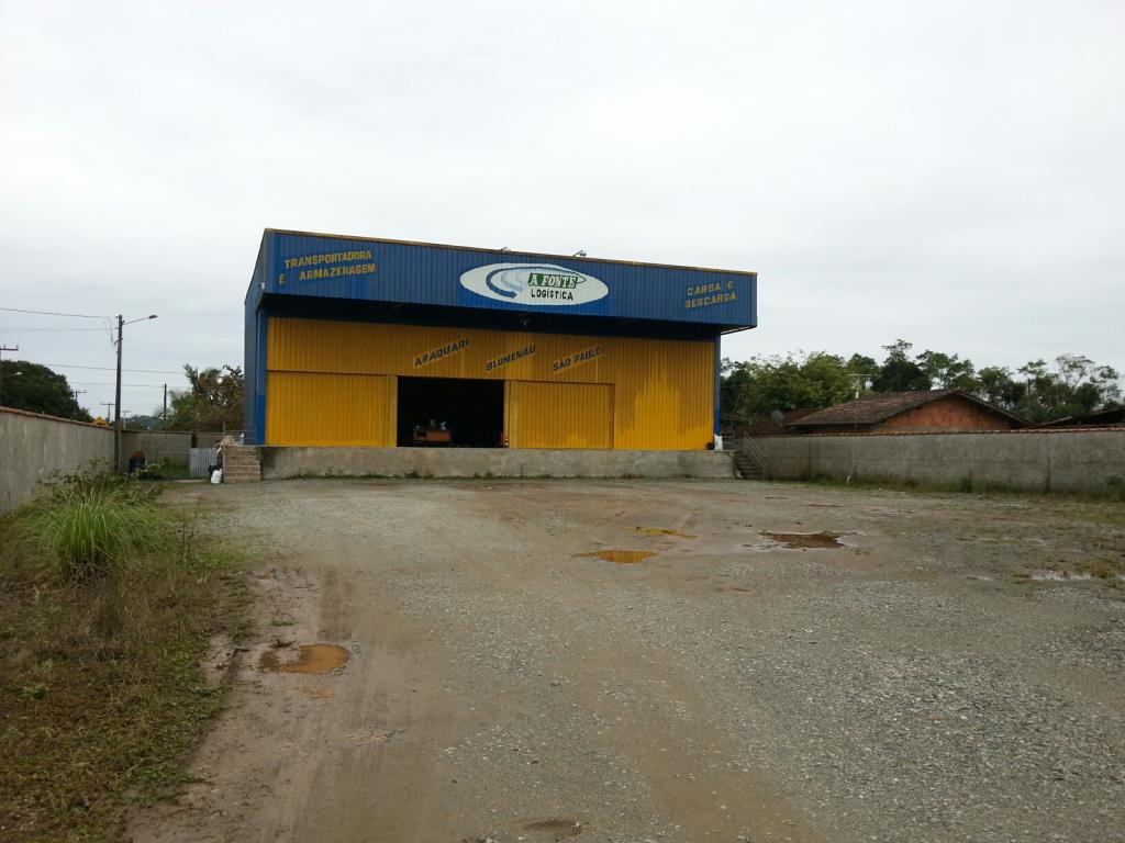 Galpão em Araquari