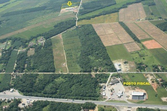Terreno à venda,  Palmital,  Garuva