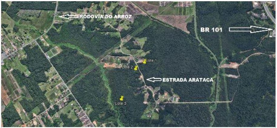 Terreno à venda,  São Marcos,  Joinville
