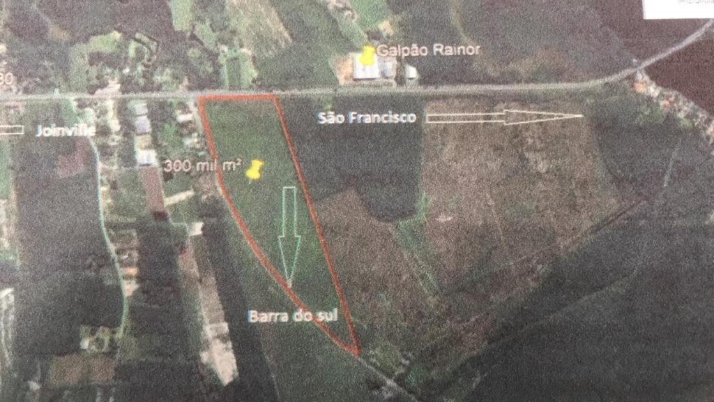 Área Industrial -  Areias Pequenas/ Araquari