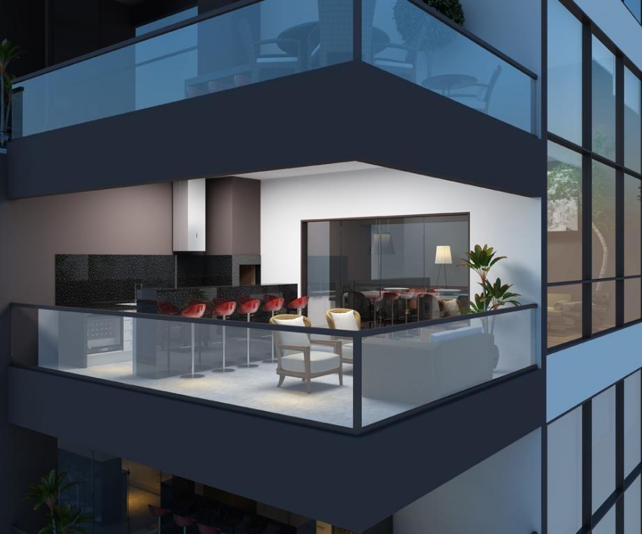 Apartamento à venda,  Atiradores,  Joinville