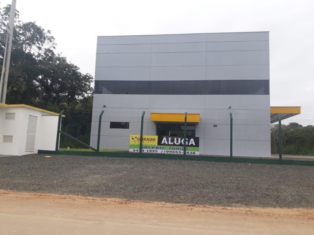 Galpão -  Porto Grande/ Araquari