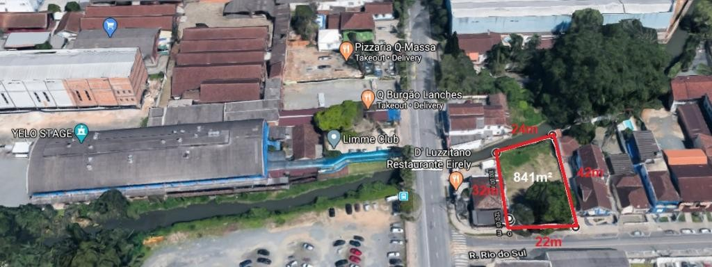 Terreno à venda,  Bucarein,  Joinville